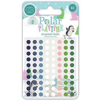 Craft Consortium Polar Playtown Adhesive Émaid Email Dots