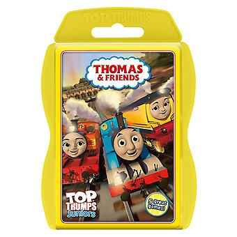 Thomas & Friends Top Trumps Junior Card Game