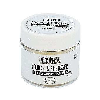 Aladine Embossing Powder 25 ml Irridescent Sparkle