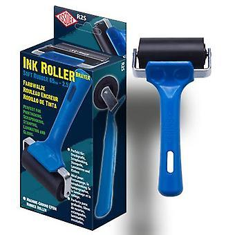 Essdee Soft Rubber Ink Roller 65mm