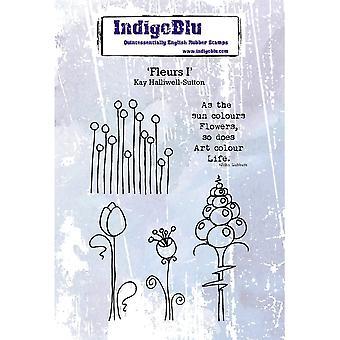 IndigoBlu Fleurs I A6 (IND0506PC)