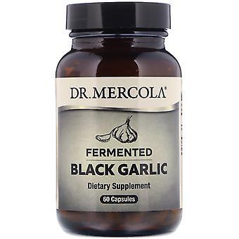 Dr. Mercola, Gefermenteerde zwarte knoflook, 60 capsules