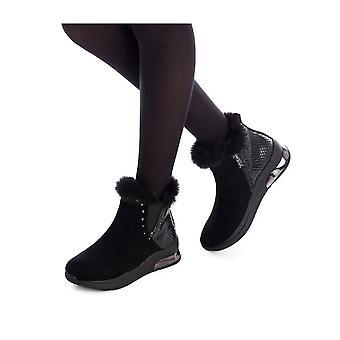 Xti - Shoes - Ankle boots - 49353_BLACK - Ladies - Schwartz - EU 35