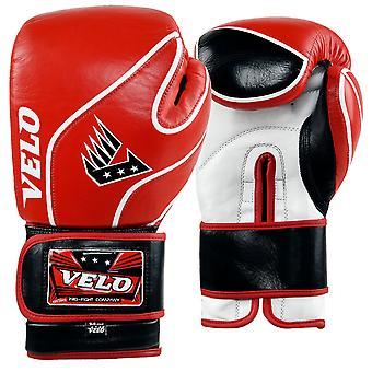 VELO Leather Boxing Gloves PR14
