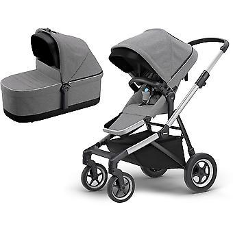 Thule Sleek Stroller And Bassinet