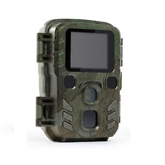Voděodolná infračervená kamera 1080P - Zelená kamufláž