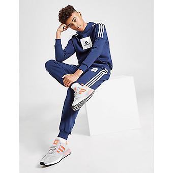 Neue adidas Jungen Abzeichen von Sport Fleece Joggerblau
