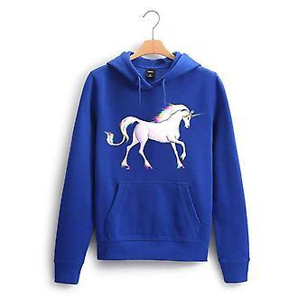 Einhorn 2 Frauen hoodie