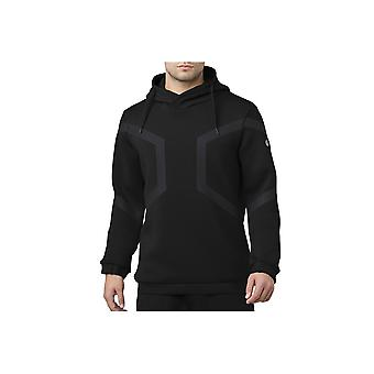 アシックスヘキサゴンPOフーディ1533430904ユニバーサルオールイヤー男性スウェットシャツ