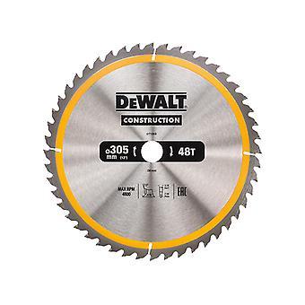 DEWALT Construction Circular Saw Blade 305 x 30mm x 48T DEWDT1959QZ