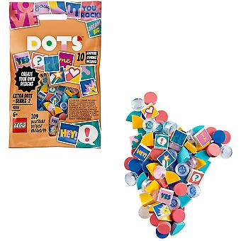 LEGO 41916 DOTS Extra DOTS Pack - Serie 2