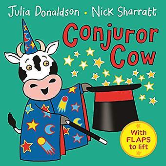 Conjuror Cow [Board book]