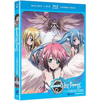 Heaven's Lost Property: Angeloid of Clockwork [Blu-ray] USA import