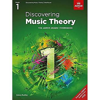 Discovering Music Theory, The ABRSM Grade 1 Workbook� (Theory workbooks (ABRSM))