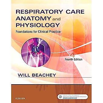 Anatomie et physiologie des soins respiratoires