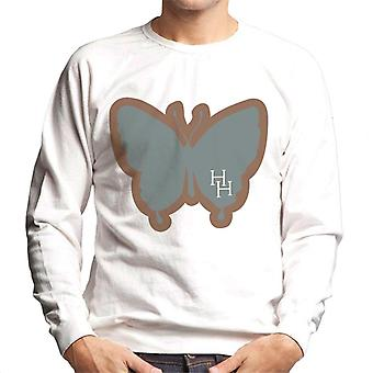 Holly Hobbie Butterfly Silhouette Miesten'Pusero