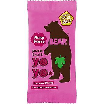 Bear Pure Fruit Framboise Yoyos 20g x18