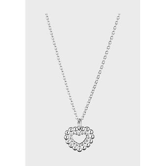 Kalevala قلادة قابل للتعديل 38/41cm دائرة من الفضة الخفيفة 226948341