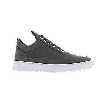 Filling Pieces Low Top Ripple Eleganza Grey 25128751874DARK  shoe