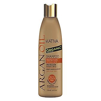 Shampoo Argan Oil Kativa (250 ml)