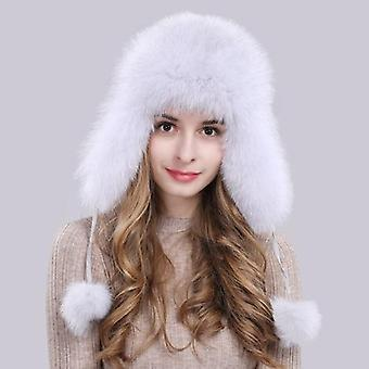 Winter Dikke Warme Oren Fashion Bomber Hat