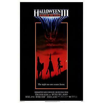 Halloween 3 kauden noita elokuvajuliste (11 x 17)