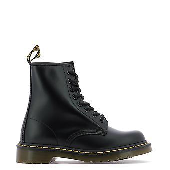 Dr. Martens Dms1460bsm10072004y Men's Black Leather Enkellaarsjes