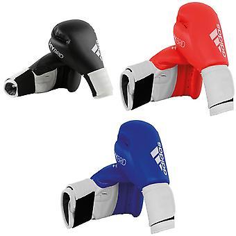 Adidas 100 Hybrid Boxing Gloves