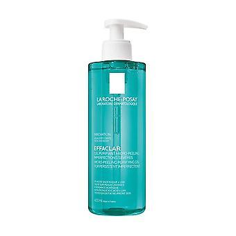 Effaclar Micro-Exfoliating Purifying Gel 400 ml of gel