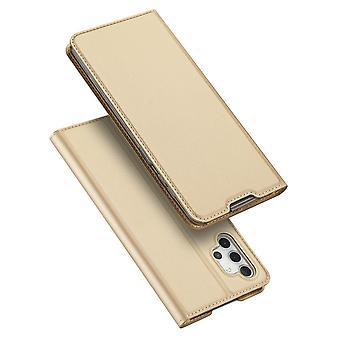 DUX DUCIS Pro -sarjan tapaus Samsung Galaxy A32 5G - Kulta