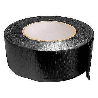 Bike It Cloth Duct Tape Black 1 Roll 50mm X 50M