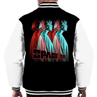 Space 1999 Helena Silhouette Men's Varsity Jacket