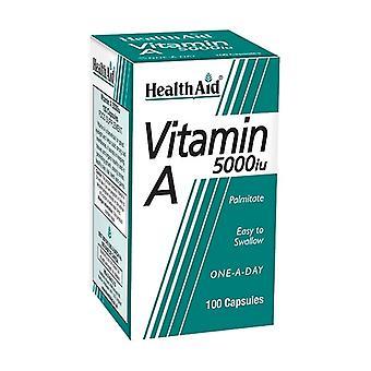 فيتامين أ 100 كبسولة