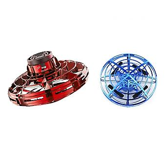 Mini Drone Ufo Hand Operated Rc Helicopter Quadcopter Drone Infrared Flying Toy