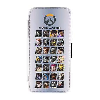 Overwatch Heroes iPhone 11 Lompakon kotelo