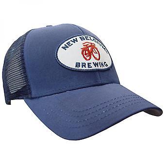 New Belgium Brewing Adjustable Trucker Hat