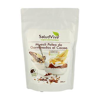Cocoa Sprouts Paleo Muesli 300 g