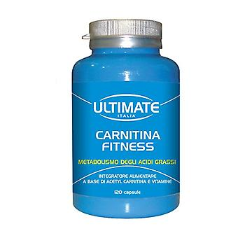 Carnitine Fitness 120 capsules