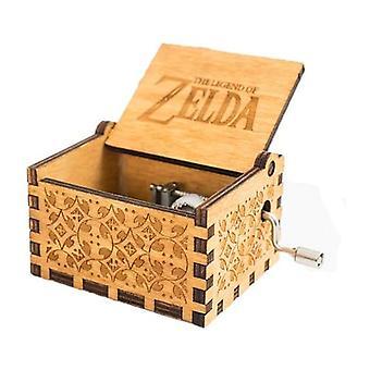 The Legend Zelda Muziekdoos Hand Crank Musical Box