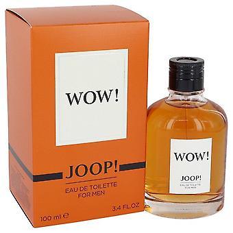 Joop Wow Eau De Toilette Spray By Joop! 3.4 oz Eau De Toilette Spray