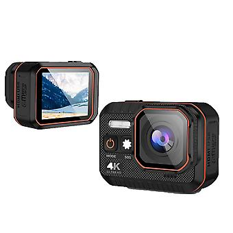Ultra Action Camera 4k With Remote Control Screen