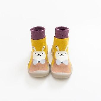 Baby Toddler Shoes, Non-slip Animal Rabbit Bear Sock Floor Anti-off Foot