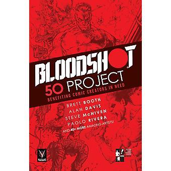 Bloodshot 50 Project by Duane Swierczynski