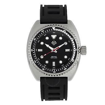 Shield Dreyer Quartz Black Dial Men's Watch SLDSH107-2