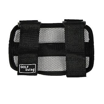 Golf Swing Training Aid Elbow Support Corrector, Wrist Brace Practice Tool