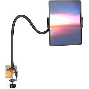 HanFei Tablet Halter, Schwanenhals Tablet-Lazy Flexible Einstellbare Lang Arm Stnder fr Pad