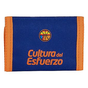 Purse Valencia Basket Blue Orange