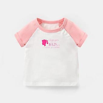 Baby T-skjorter, Småbarn Kortermet Tee Topper