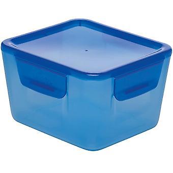 brotkasten 1On The Go,2 Liter blau 2-teilig