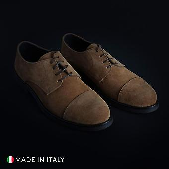 Duca di morrone - 900d_camoscio - chaussures pour hommes